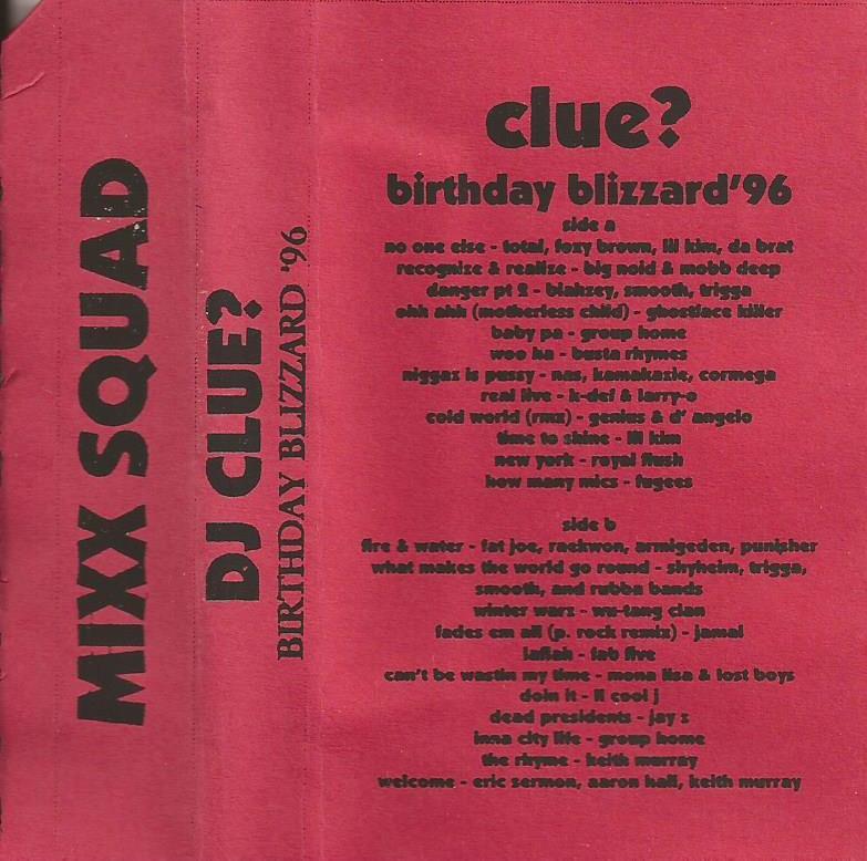 ClueBdayblizzard