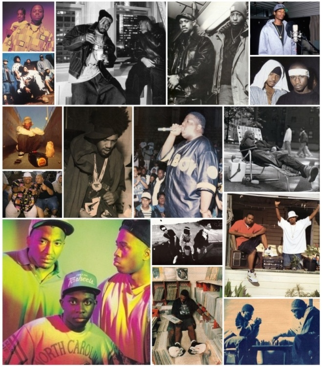 hiphopcollage