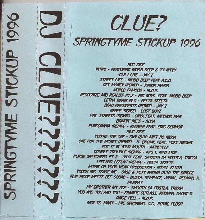 cluespringtime