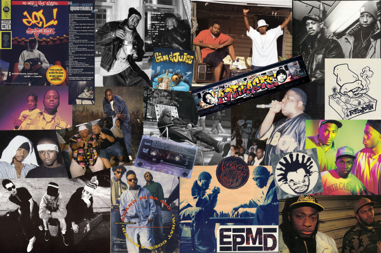 rap collage real