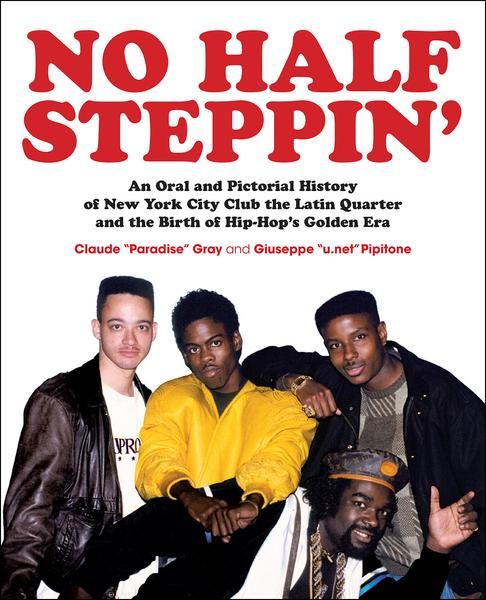 No Half Steppin' COVER v4 111016.indd
